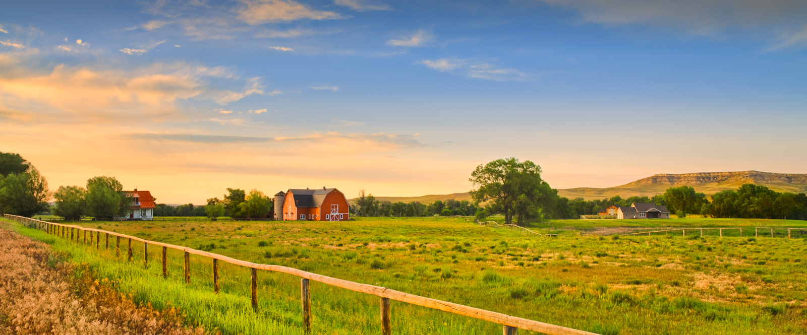 The Beauty of Farm - Harper Realty, Inc.